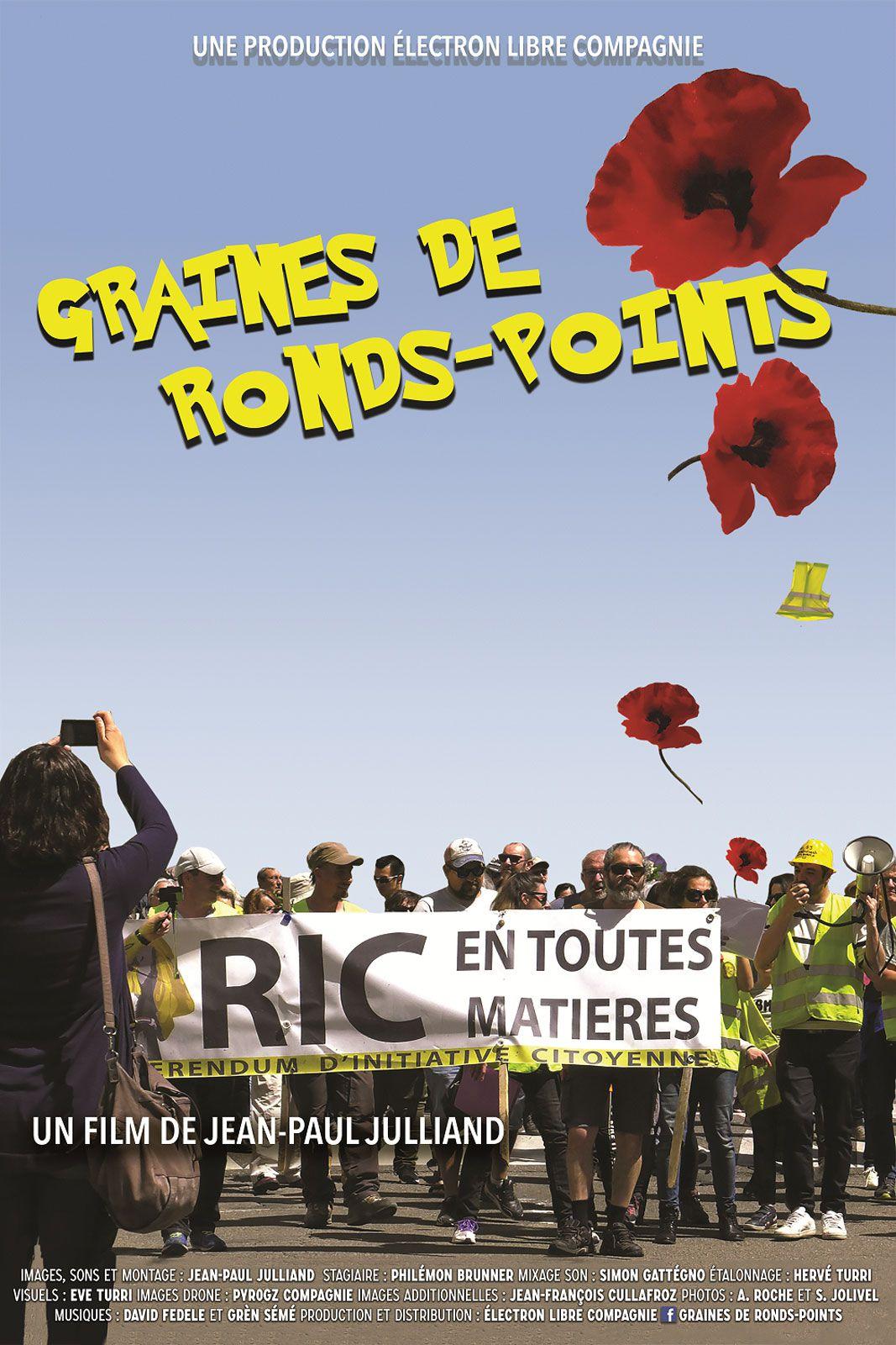Graines de ronds-points - Documentaire (2019)