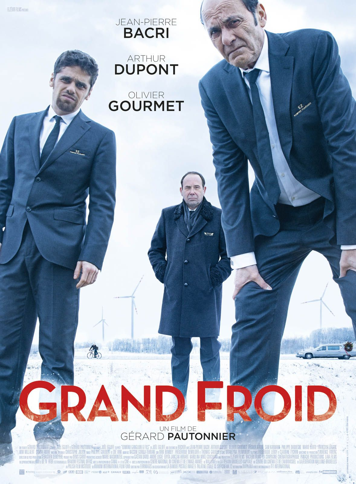 Grand Froid - Film (2017)