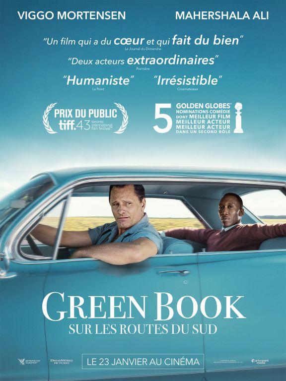 Green Book : Sur les routes du sud - Film (2019)