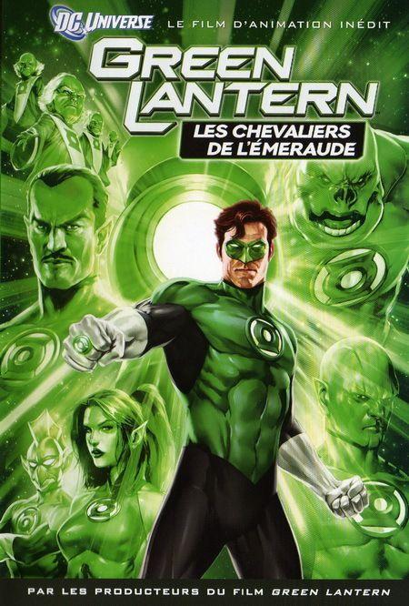 Green Lantern : Les Chevaliers de l'émeraude - Long-métrage d'animation (2011)