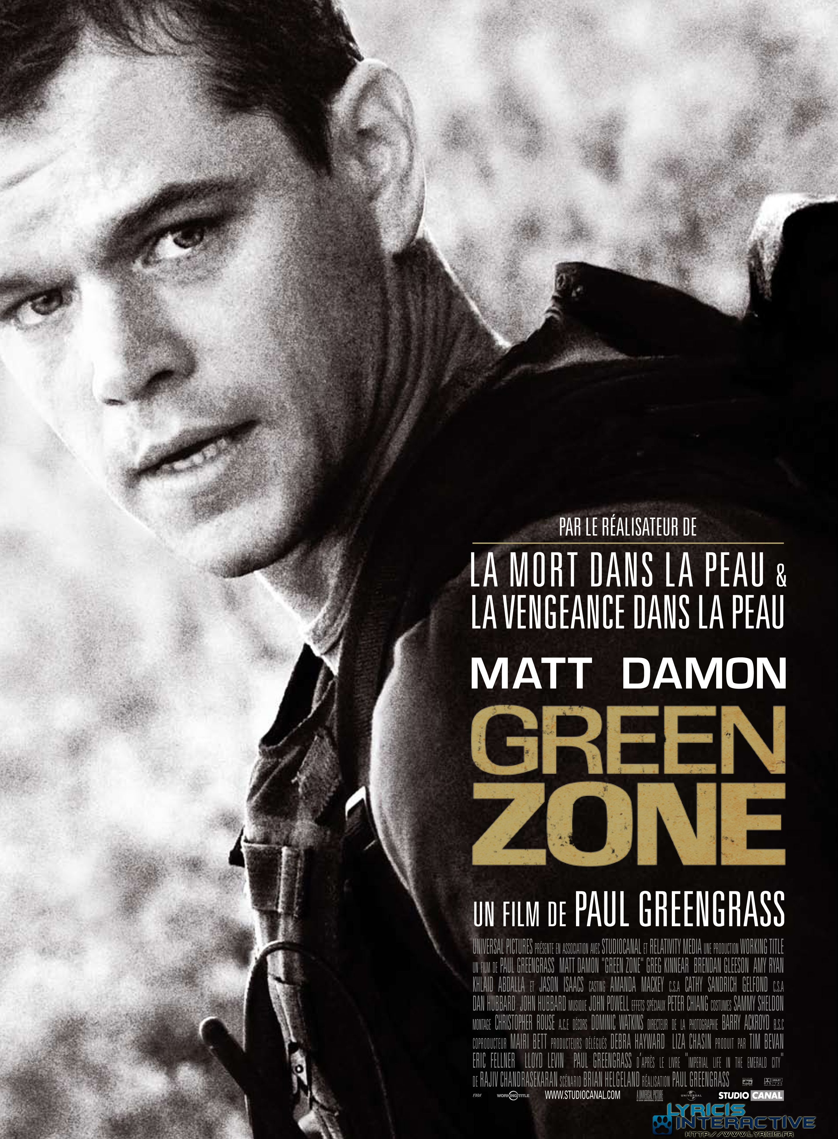 Green Zone - Film (2010)