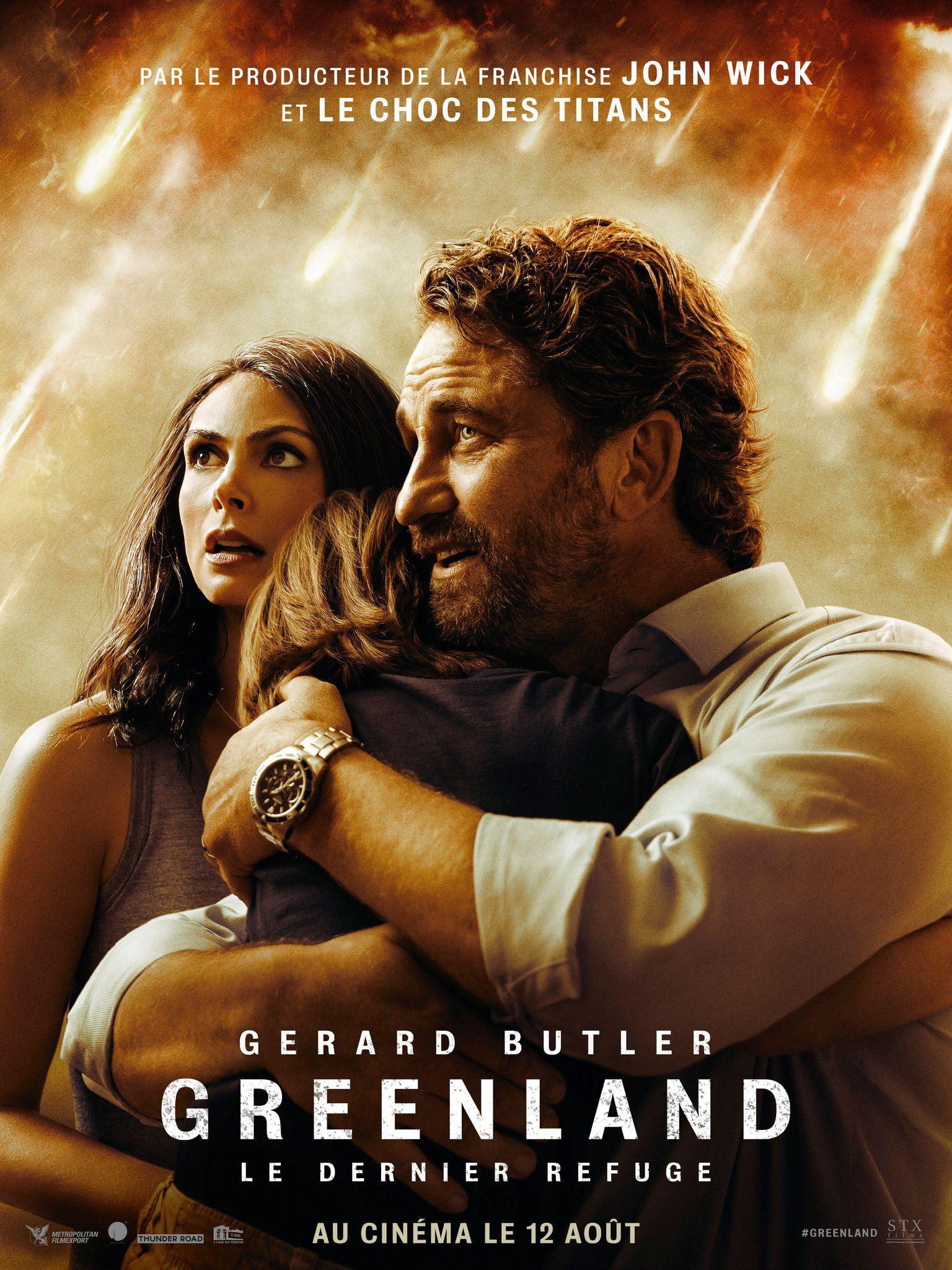 Greenland, le dernier refuge - Film (2020)