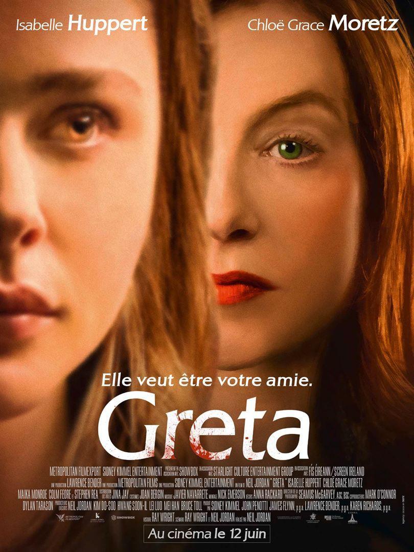 Greta - Film (2019)