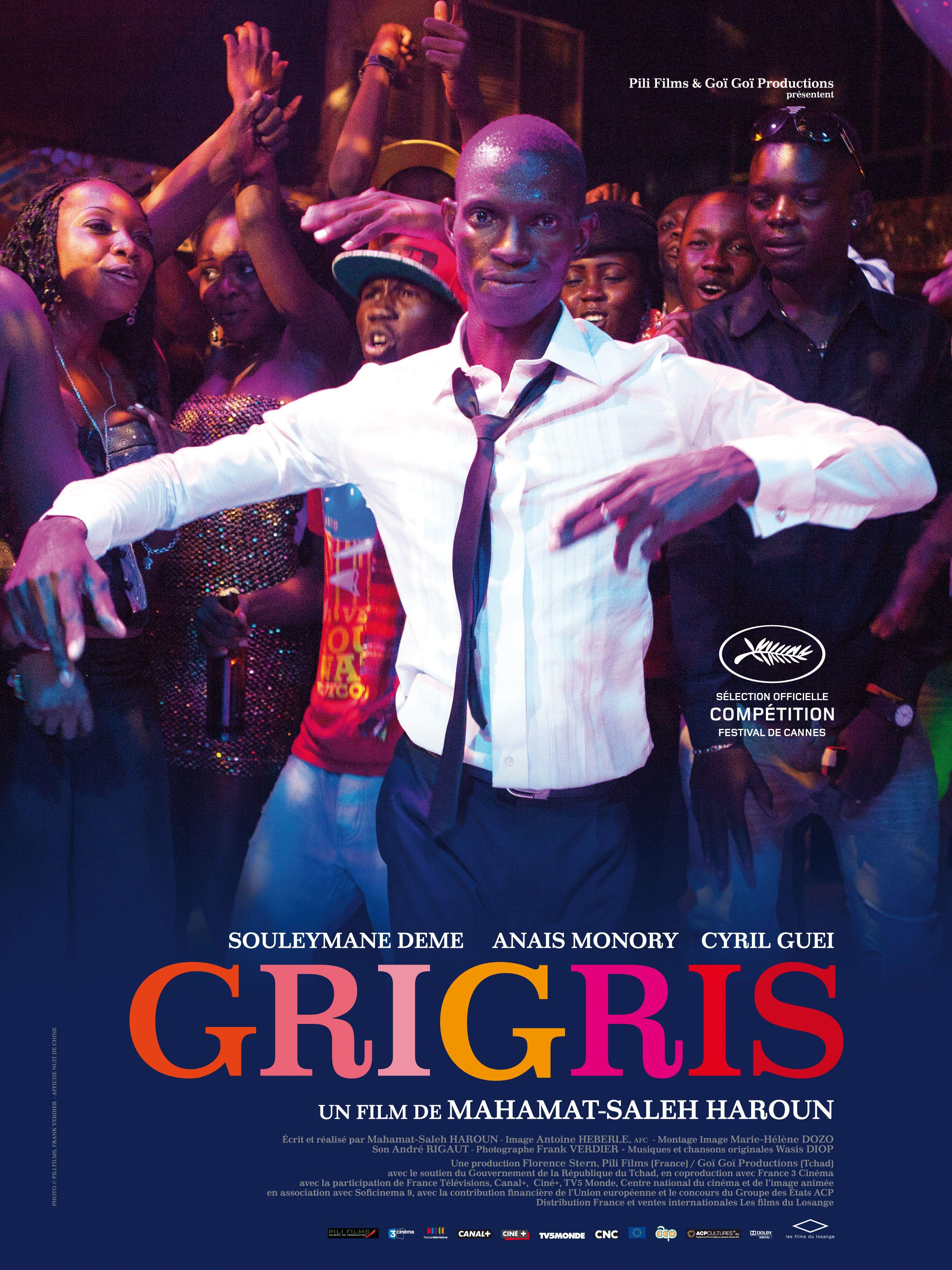Grigris - Film (2013)