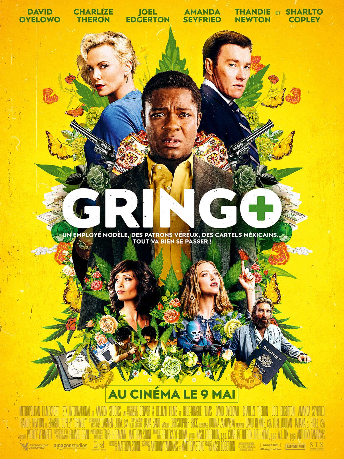 Gringo - Film (2018)