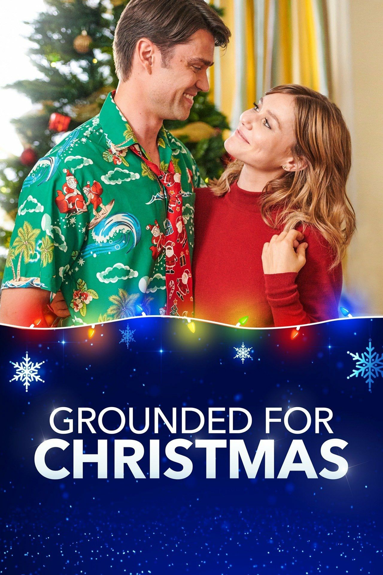 Grounded for Christmas - Film (2020)
