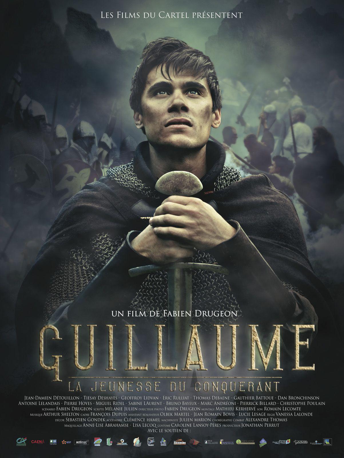 Guillaume, la jeunesse du Conquérant - Film (2014)