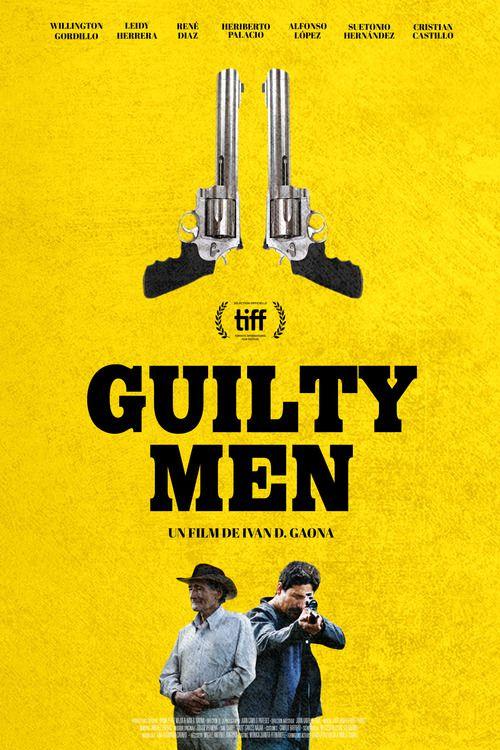 Guilty Men - Film (2018)