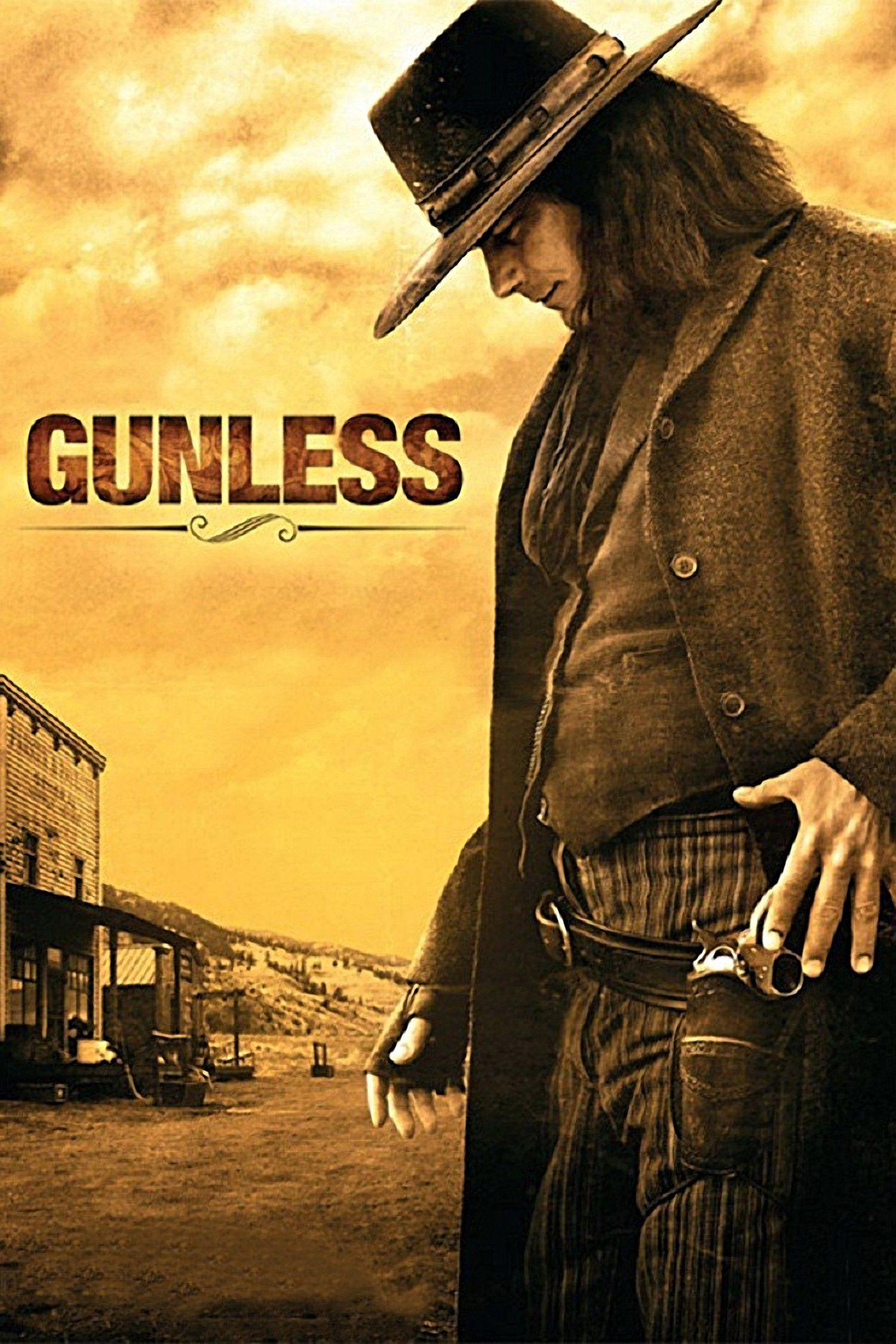 Gunless - Film (2010)
