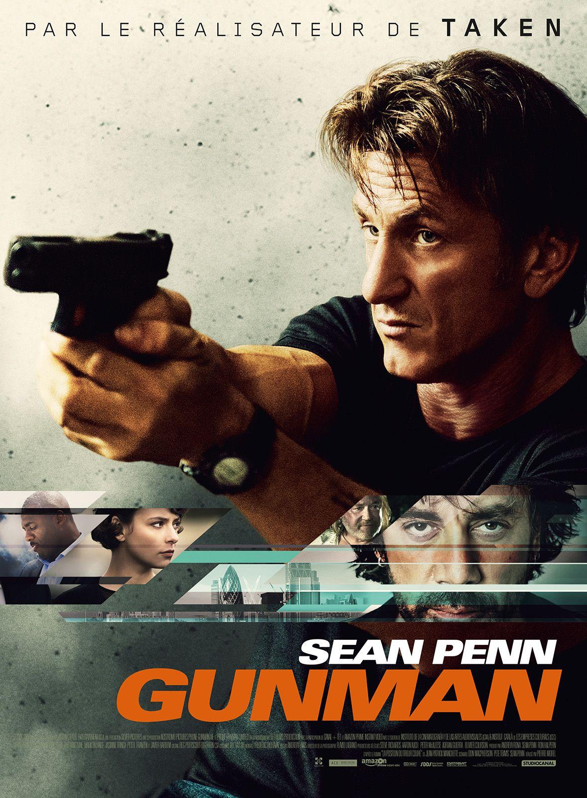 Gunman - Film (2015)