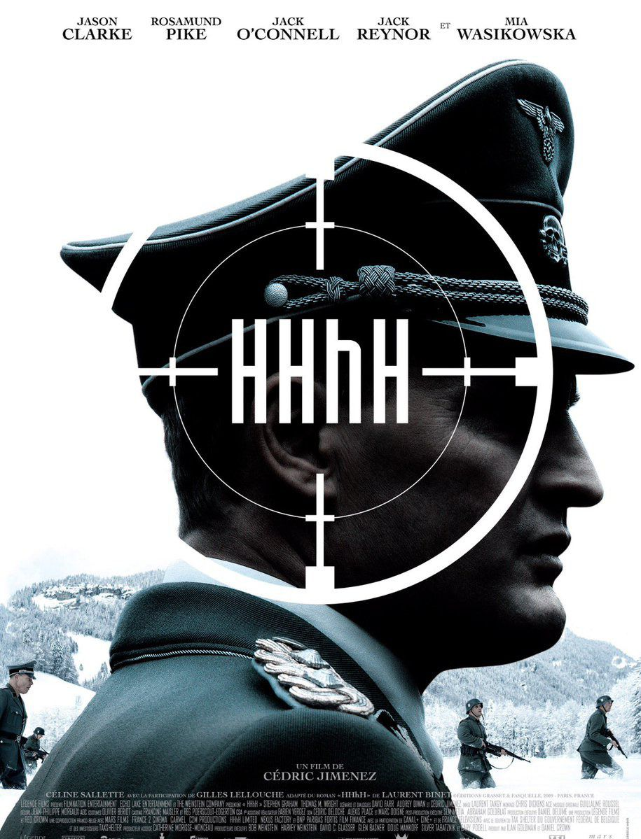 HHhH - Film (2017)
