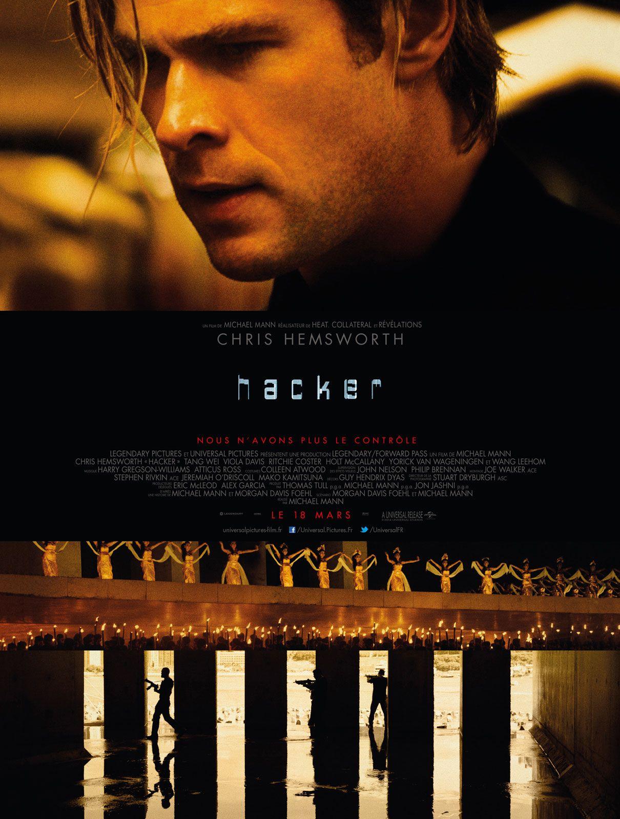 Hacker - Film (2015)