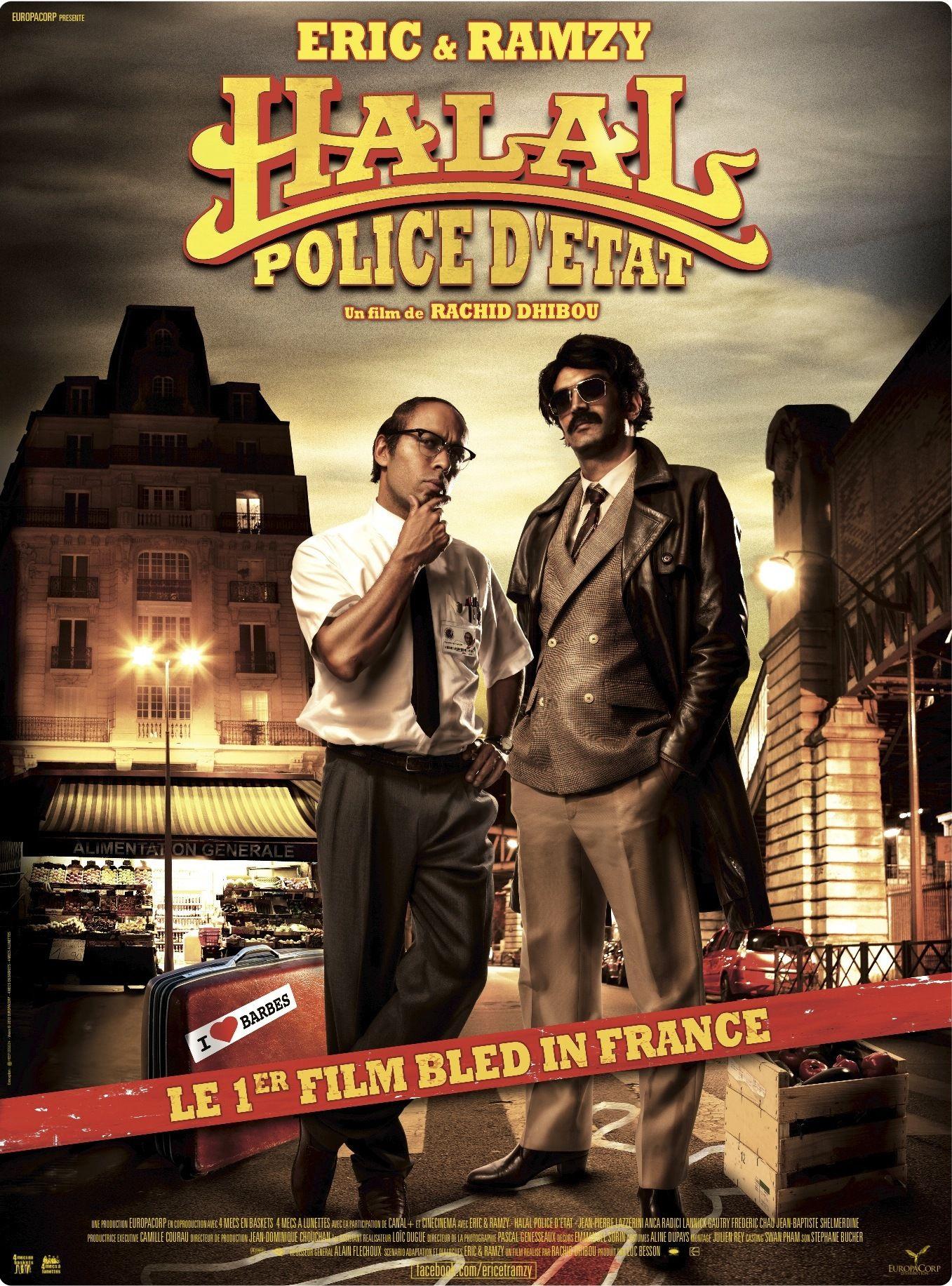 Halal, police d'État - Film (2011)