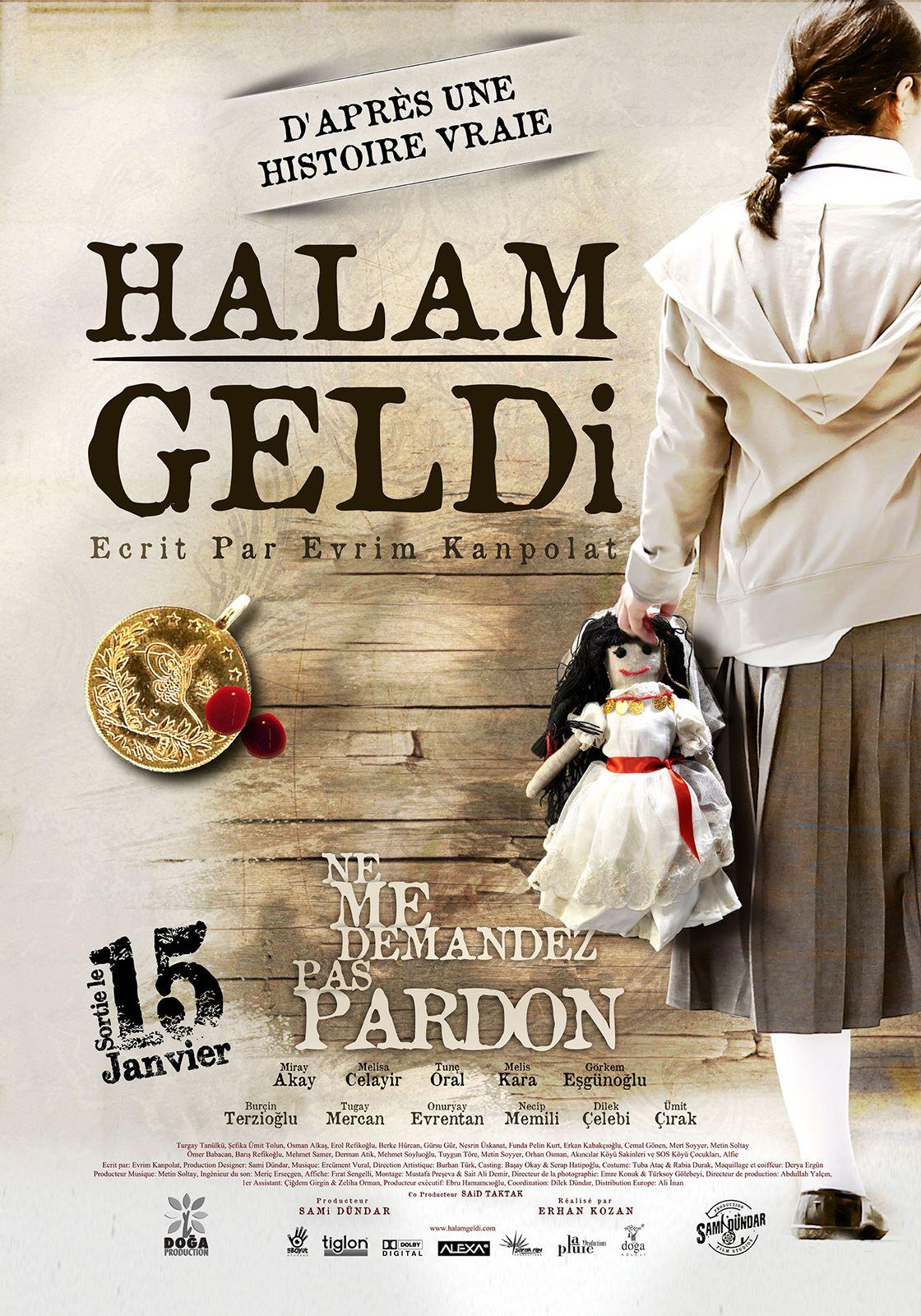 Halam Geldi - Film (2014)