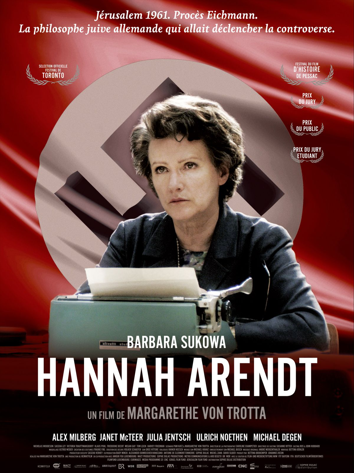 Hannah Arendt - Film (2013)