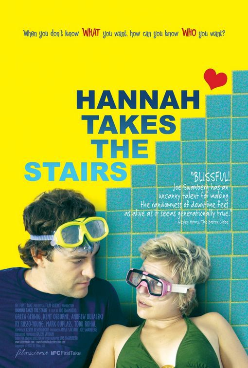 Hannah Takes the Stairs - Film (2007)