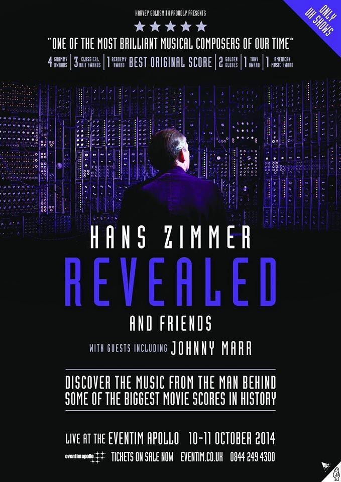 Hans Zimmer Revealed: The Documentary - Documentaire (2015)