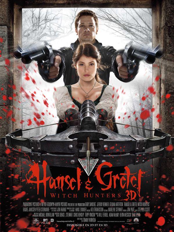 Hansel & Gretel : Witch Hunters - Film (2013)