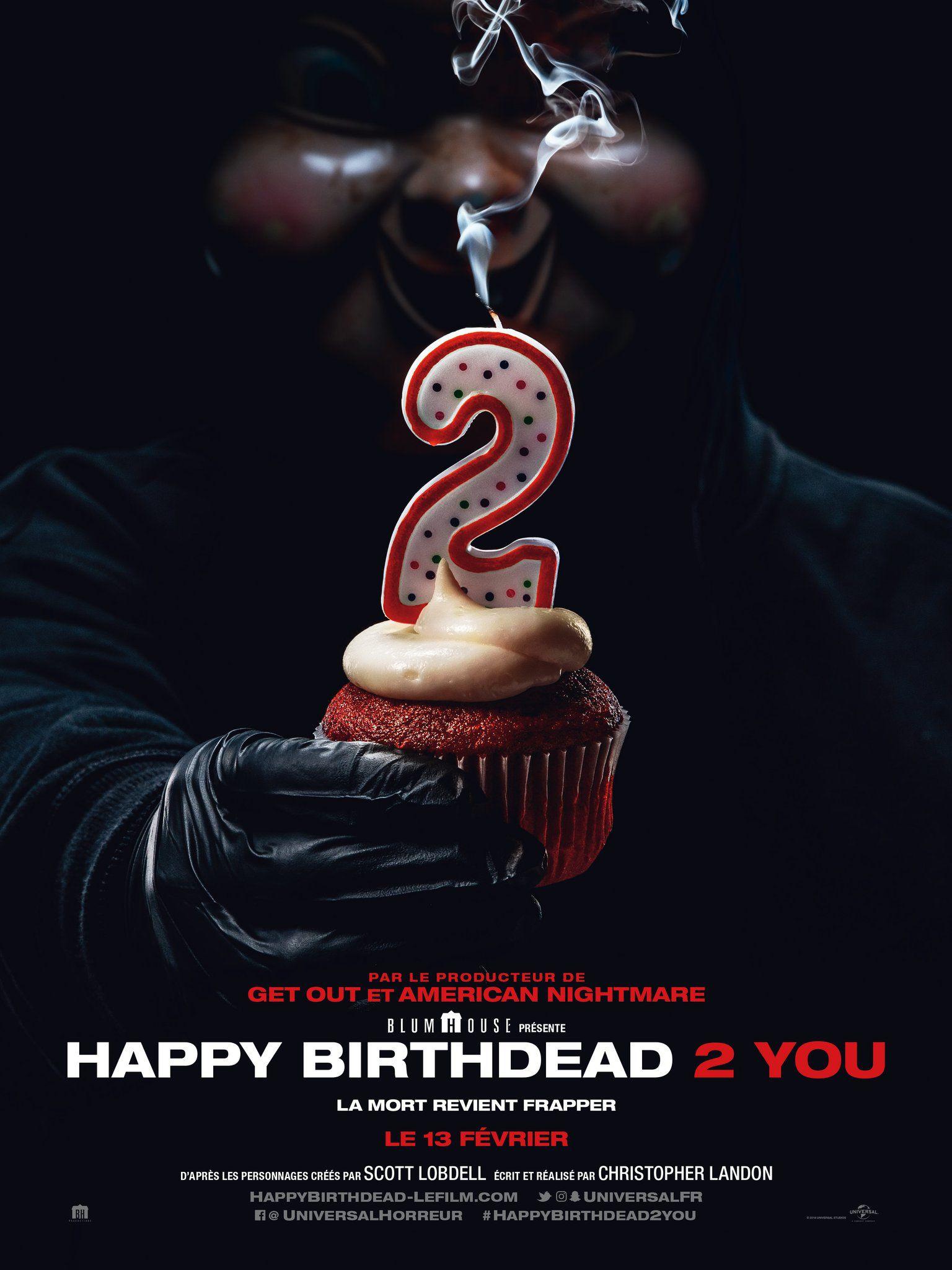 Happy Birthdead 2 You - Film (2019)