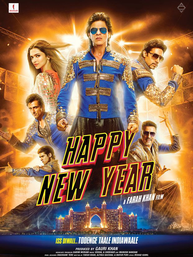 Happy New Year - Film (2014)