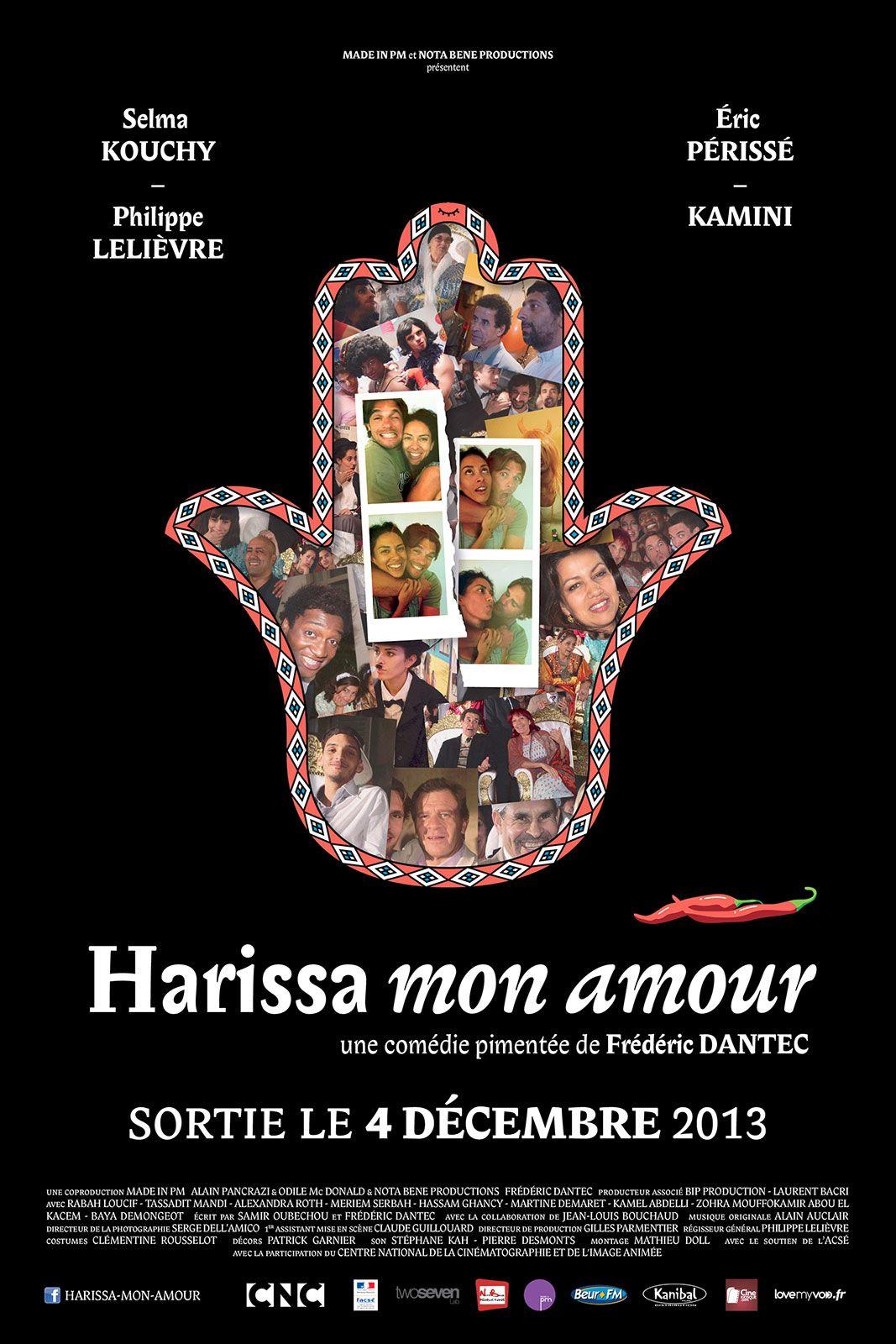 Harissa mon amour - Film (2013)