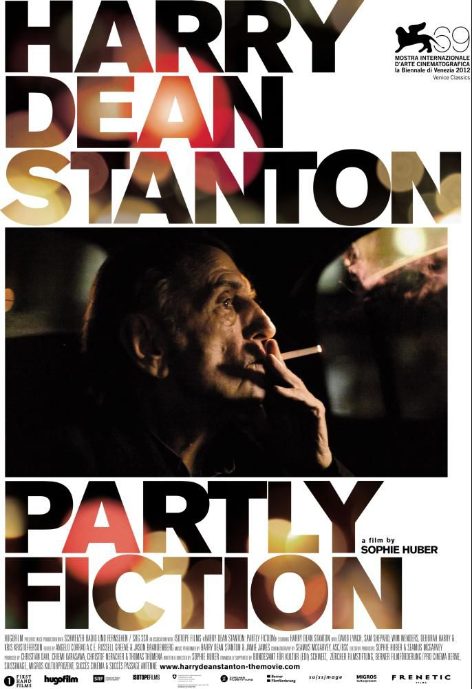 Harry Dean Stanton : Partly Fiction - Documentaire (2012)