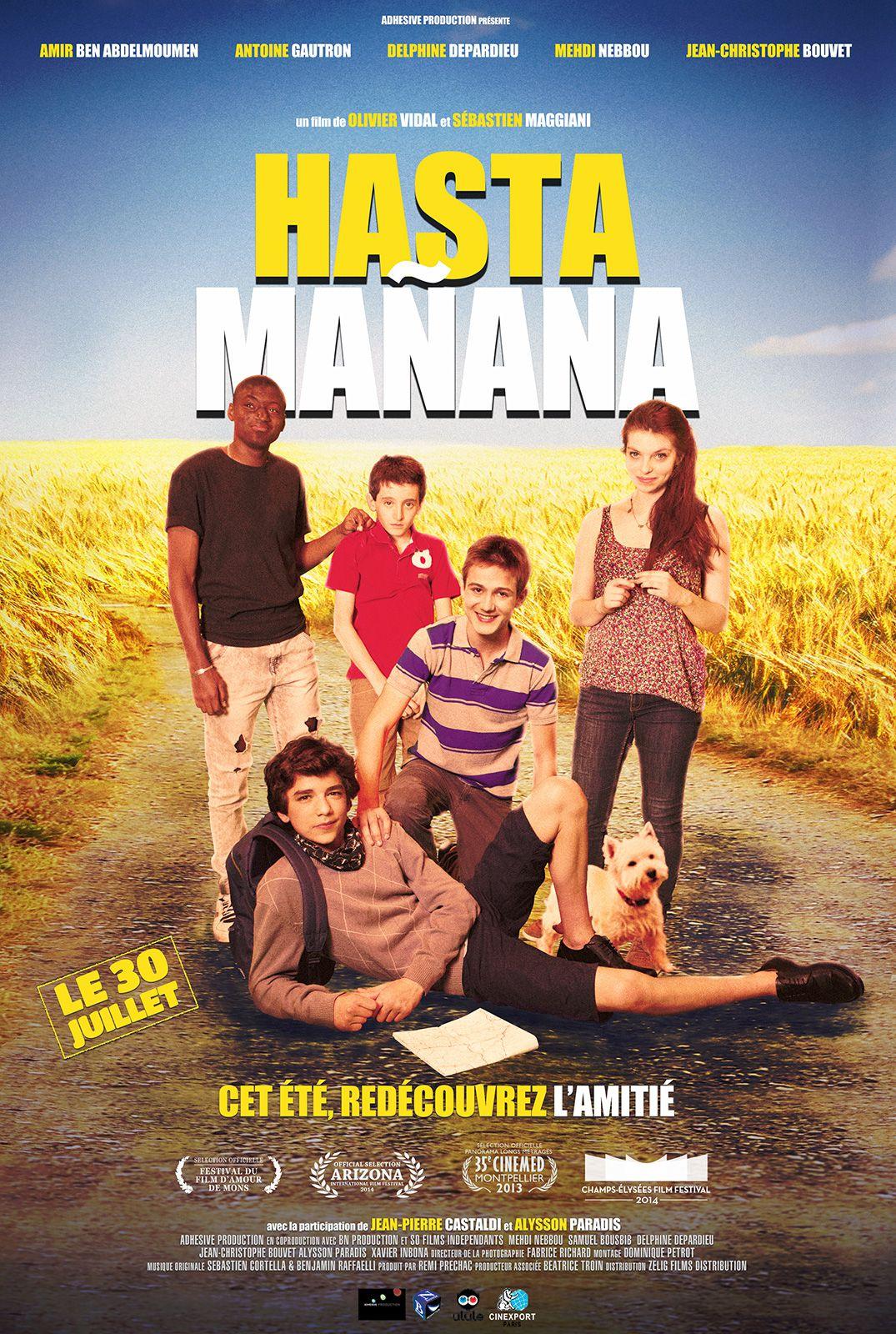 Hasta mañana - Film (2014)
