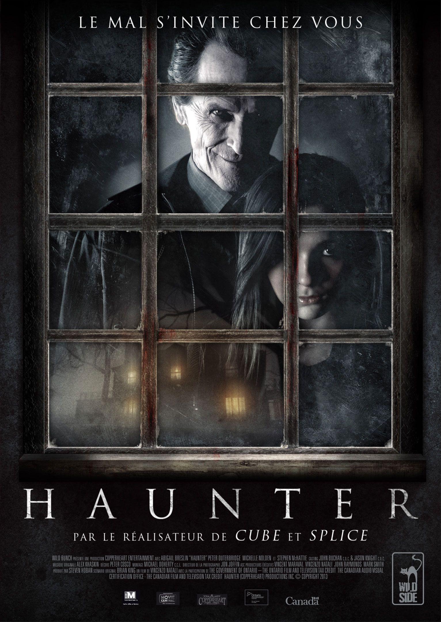 Haunter - Film (2013)
