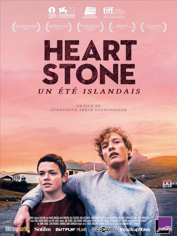 Heartstone - un été islandais - Film (2016)
