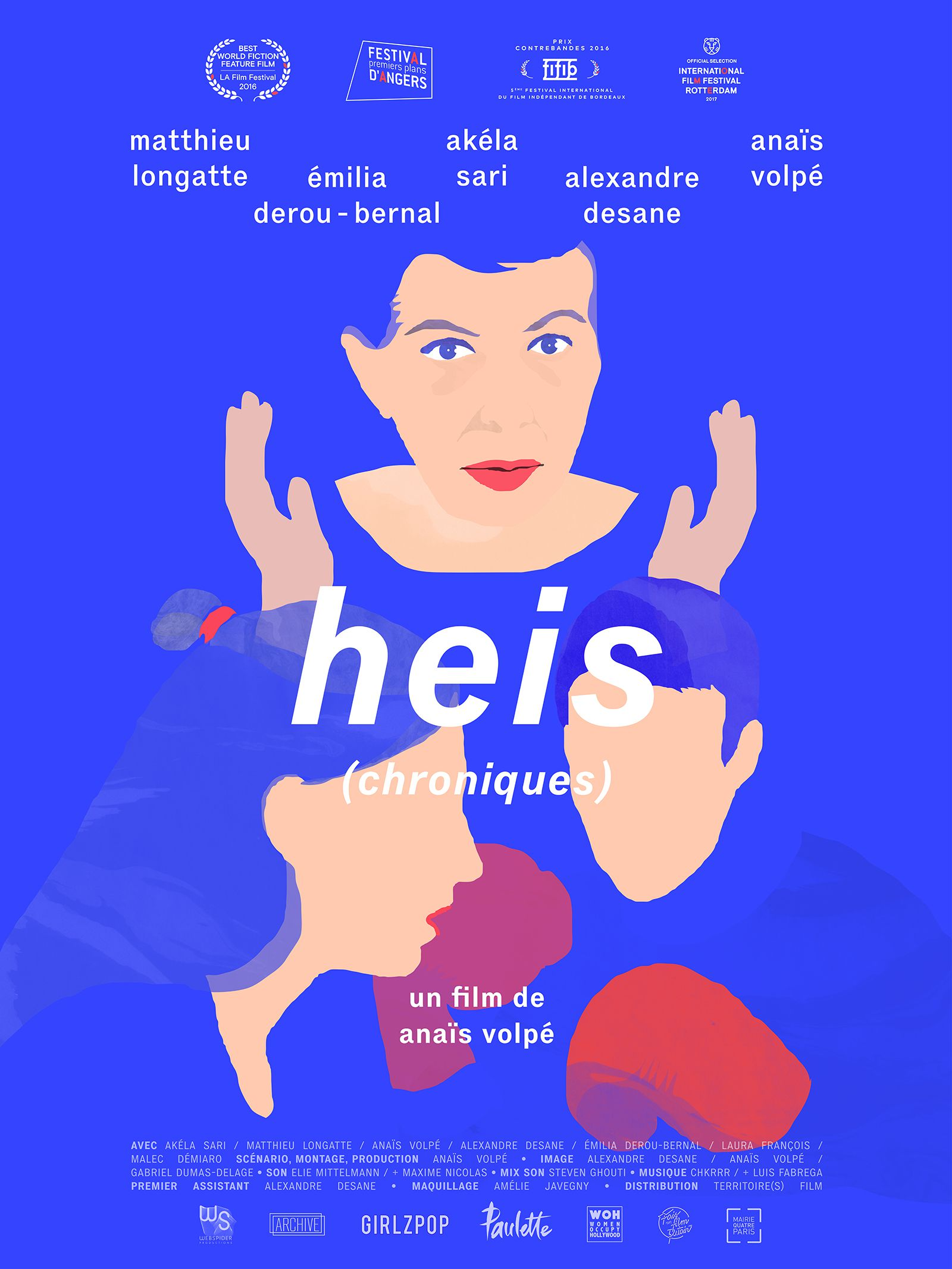 Heis (Chroniques) - Film (2017)