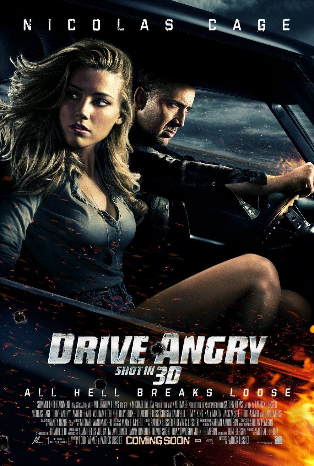 Hell Driver - Film (2011)