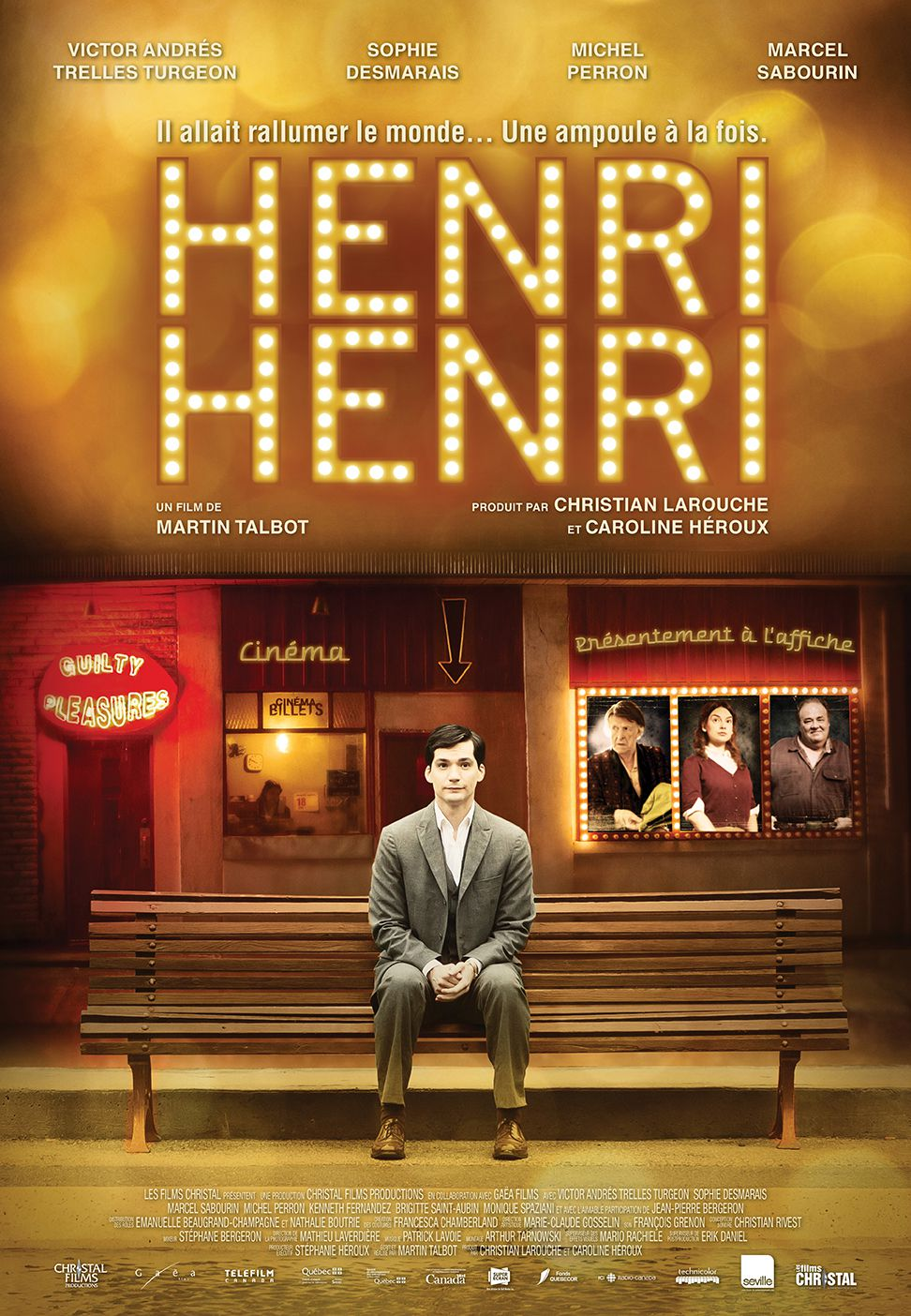 Henri Henri - Film (2014)
