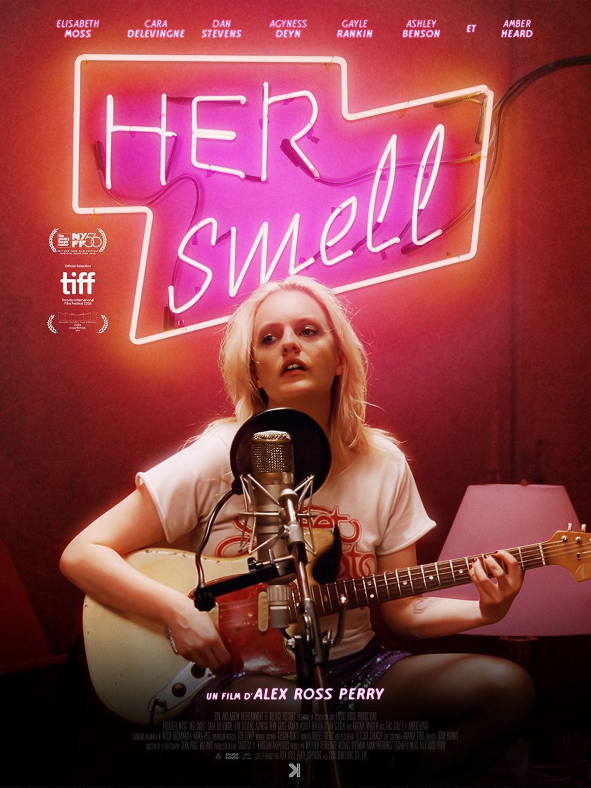 Her Smell - Film (2019)
