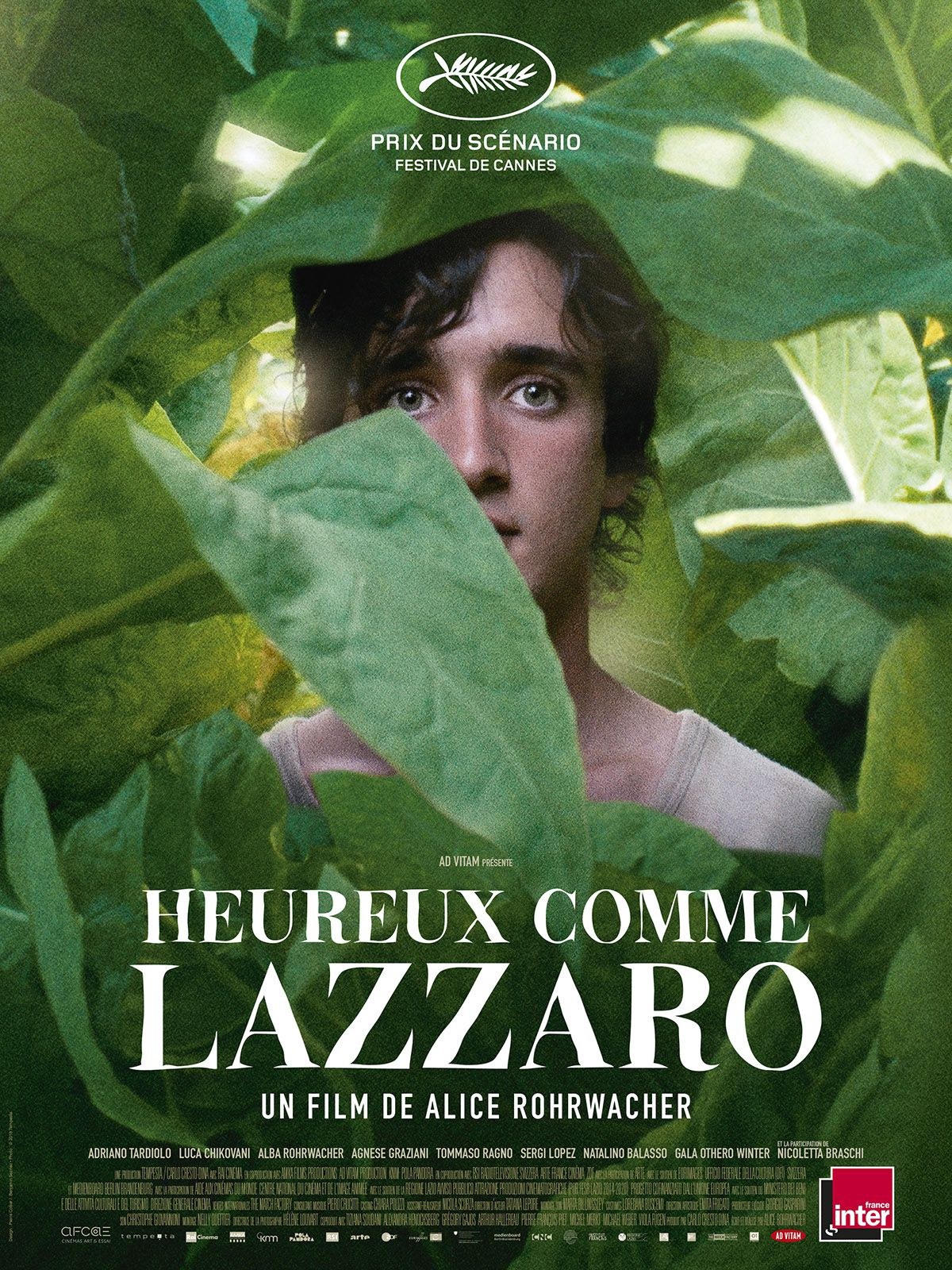 Heureux comme Lazzaro - Film (2018)