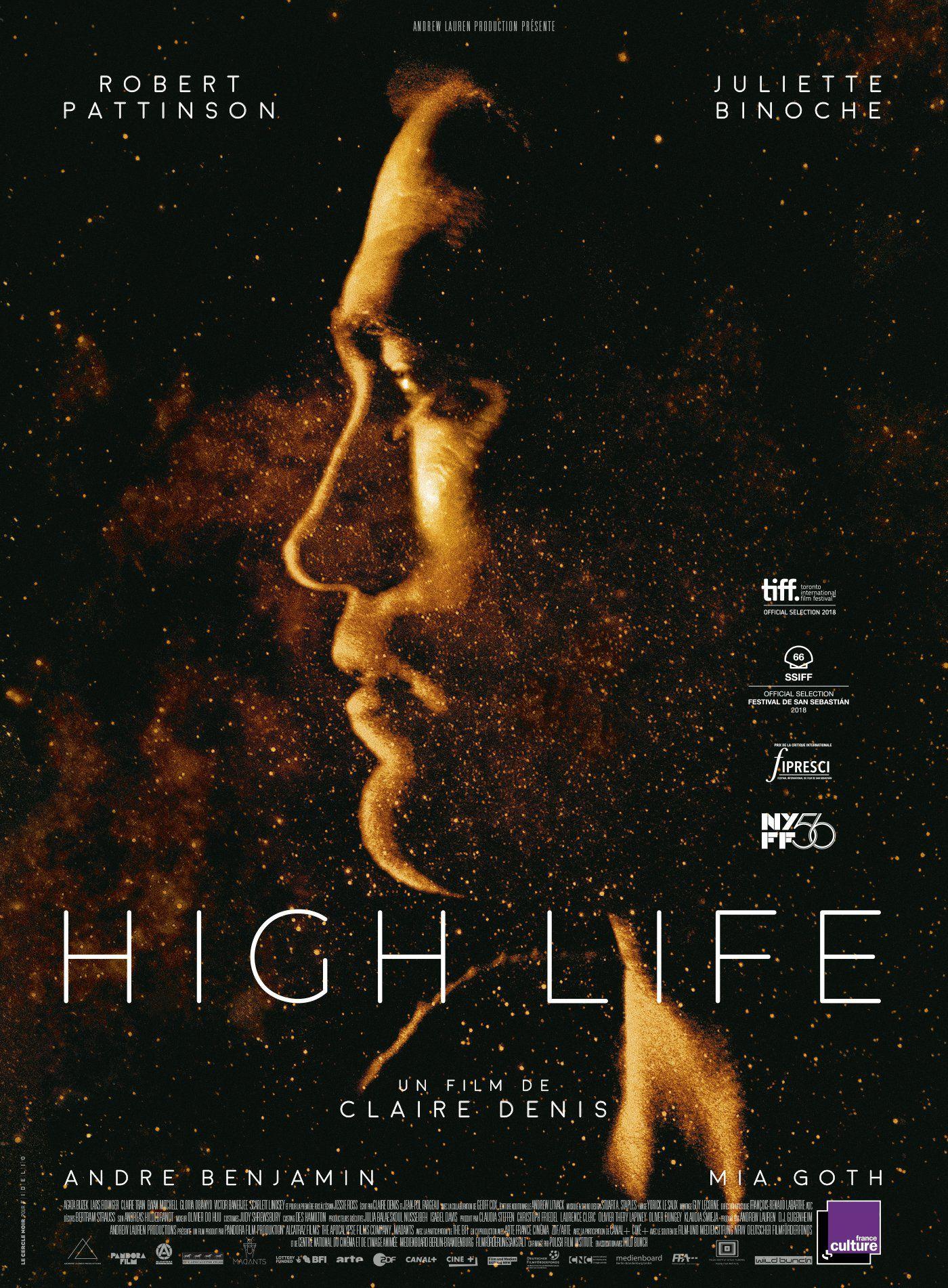 High Life - Film (2018)