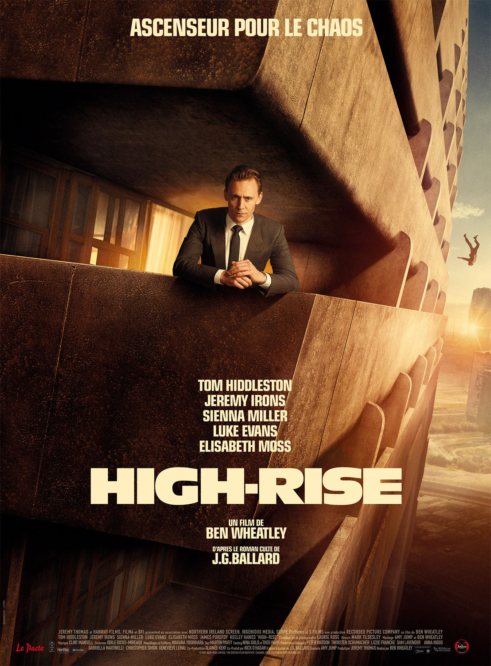 High-Rise - Film (2016)