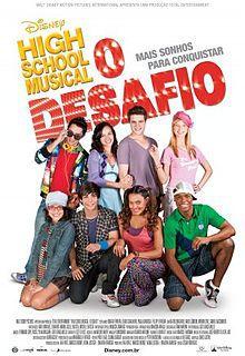 High School Musical : Autour du monde - Brésil - Film (2010)