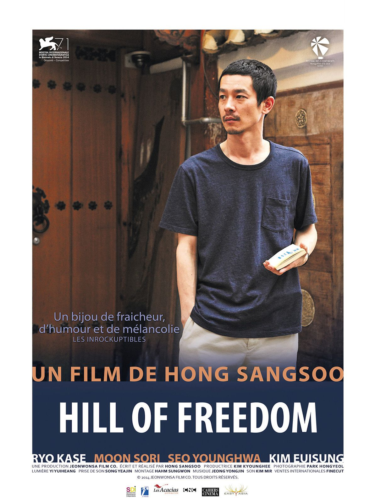 Hill of Freedom - Film (2014)
