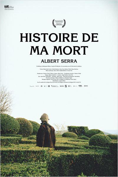 Histoire de ma mort - Film (2013)