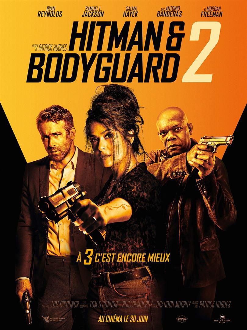 Hitman & Bodyguard 2 - Film (2021)