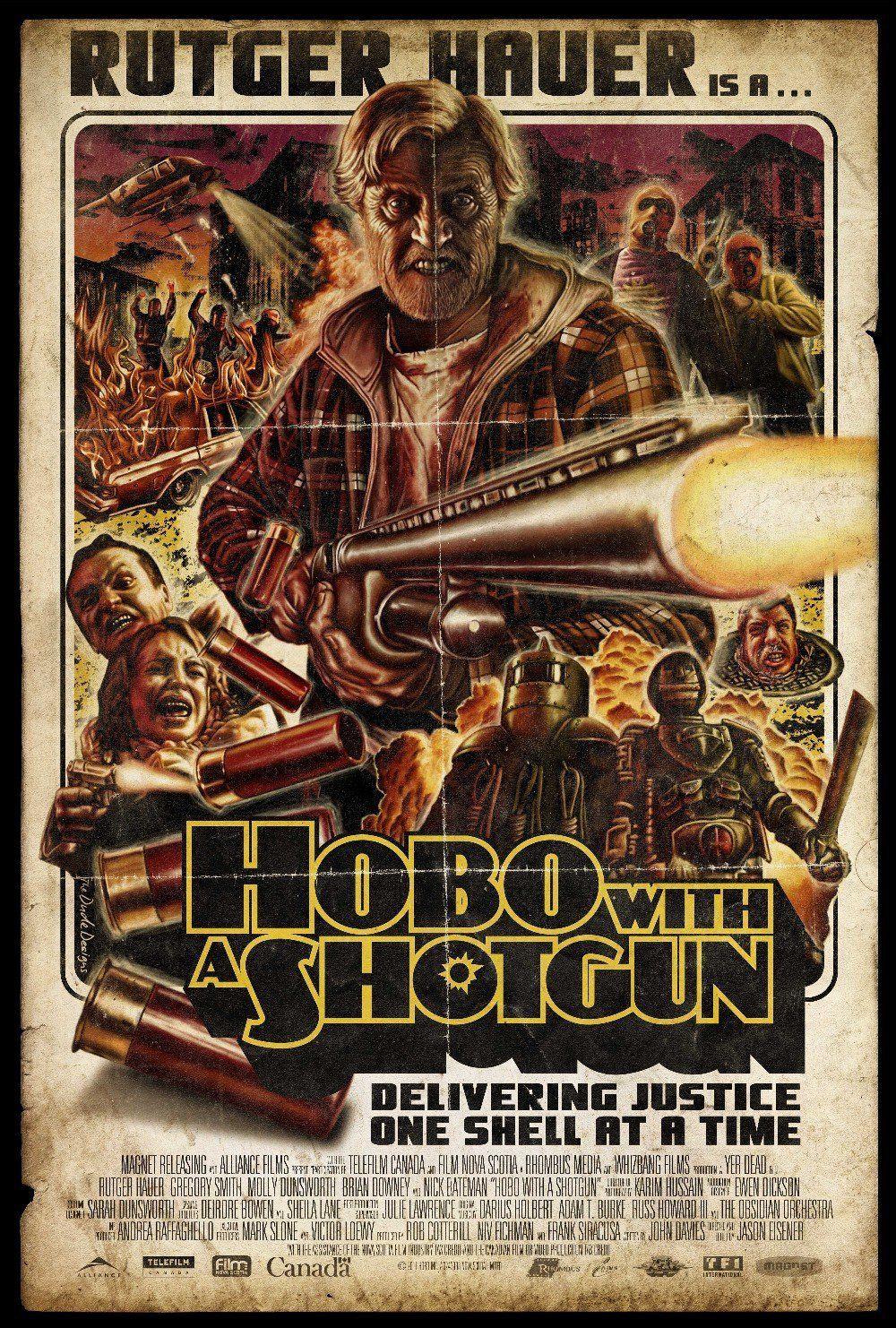 Hobo with a Shotgun - Film (2011)