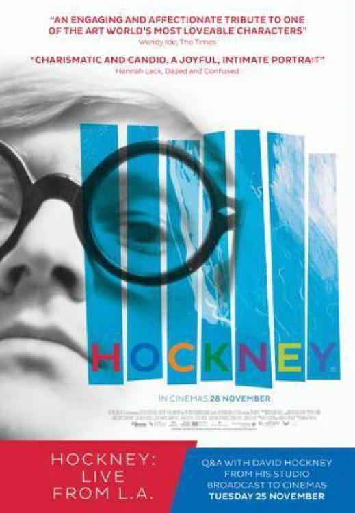 Hockney - Documentaire (2014)