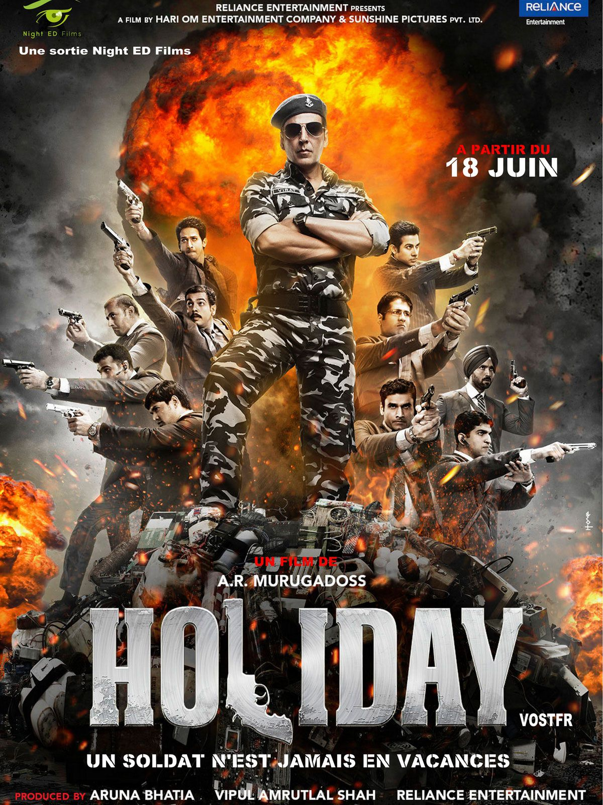 Holiday - Film (2014)