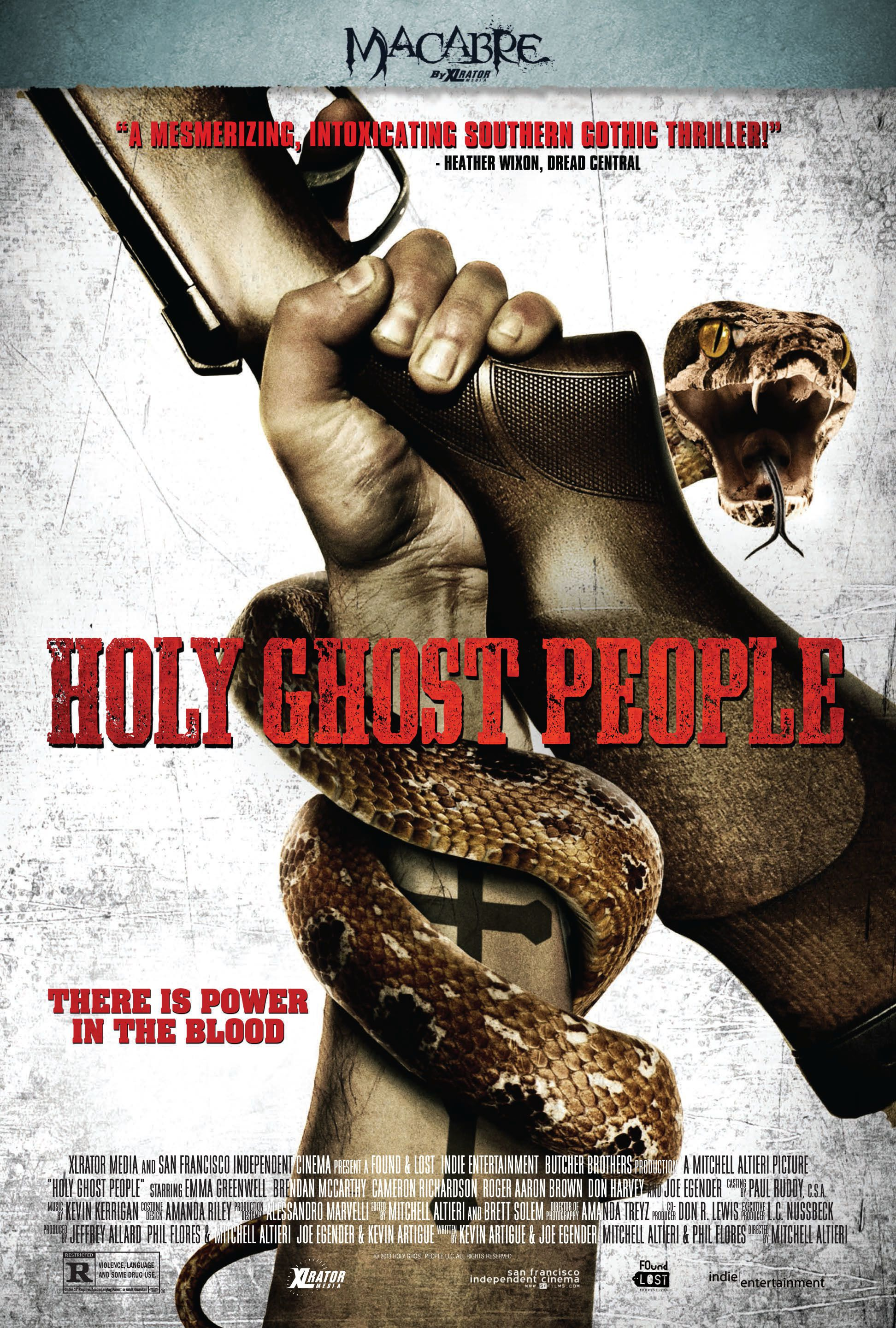 Holy Ghost People - Film (2013)