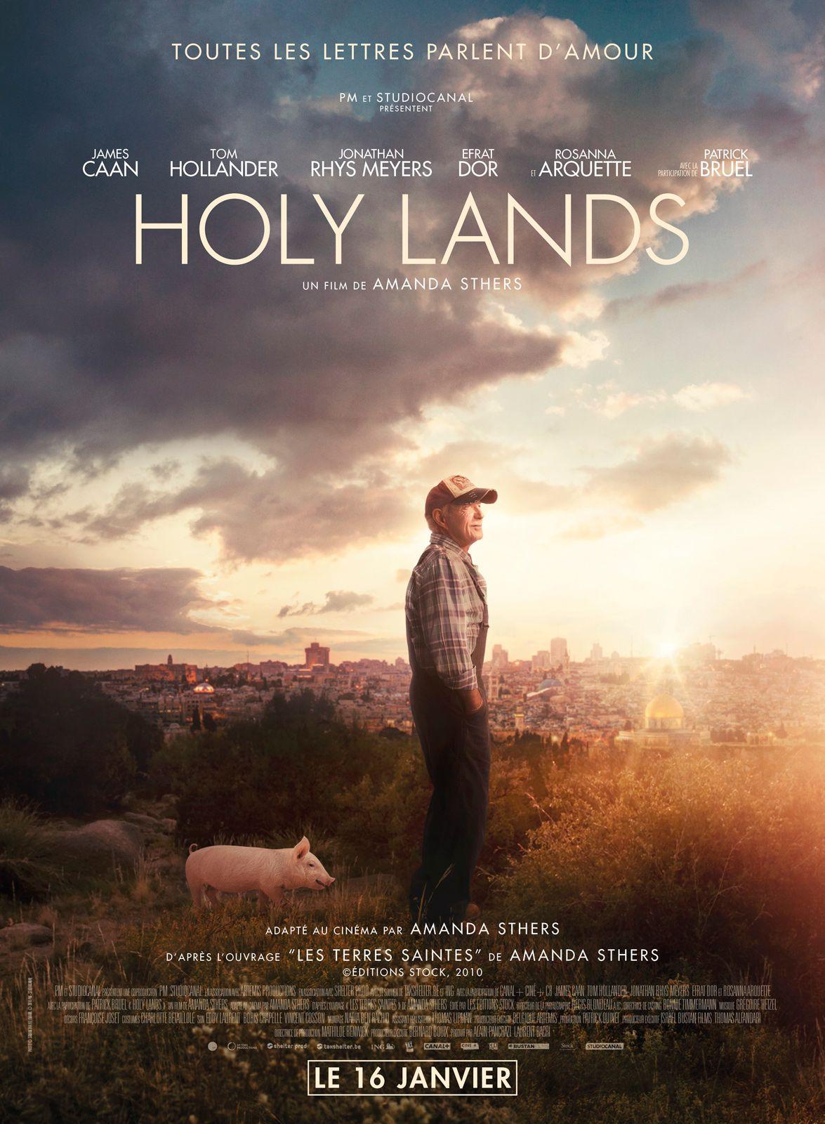 Holy Lands - Film (2019)