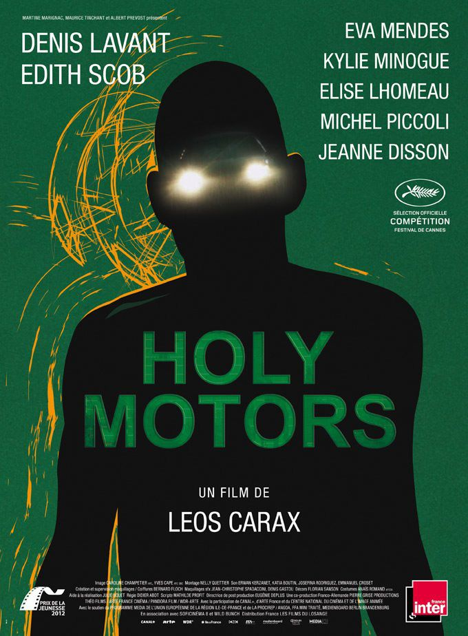Holy Motors - Film (2012)