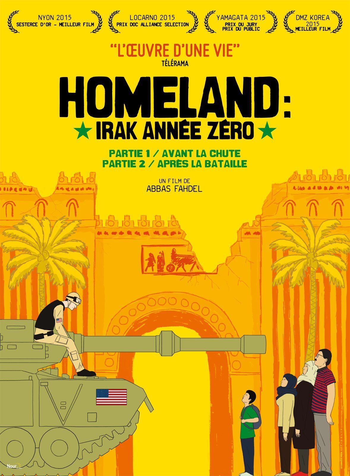 Homeland, Irak année zéro : Partie 2 - Après la bataille - Documentaire (2016)