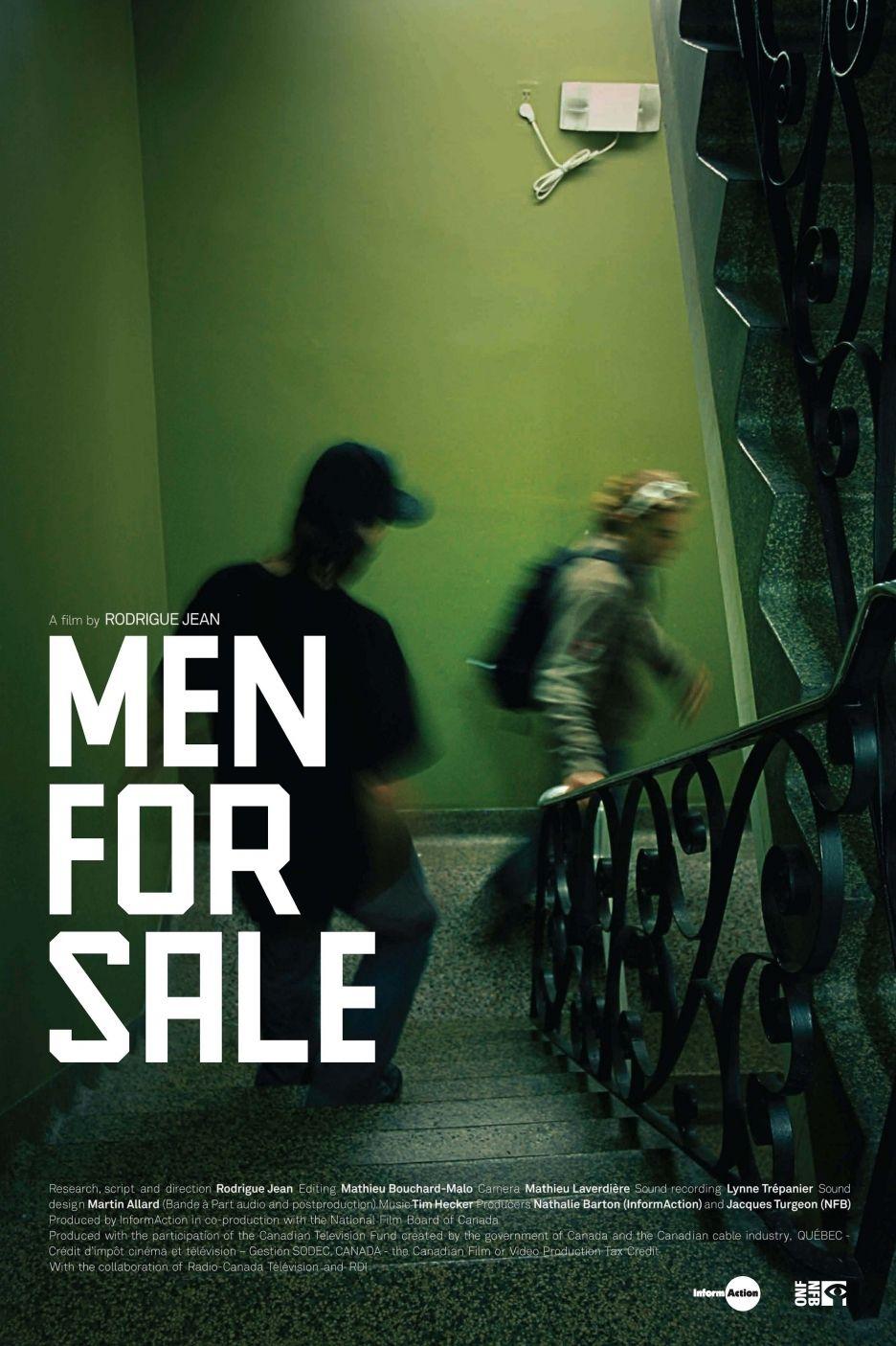 Hommes à louer - Documentaire (2008)