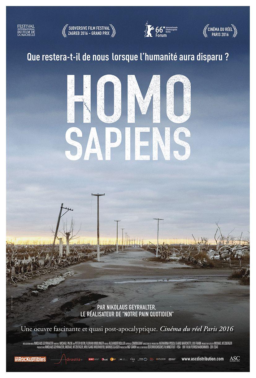 Homo Sapiens - Documentaire (2016)