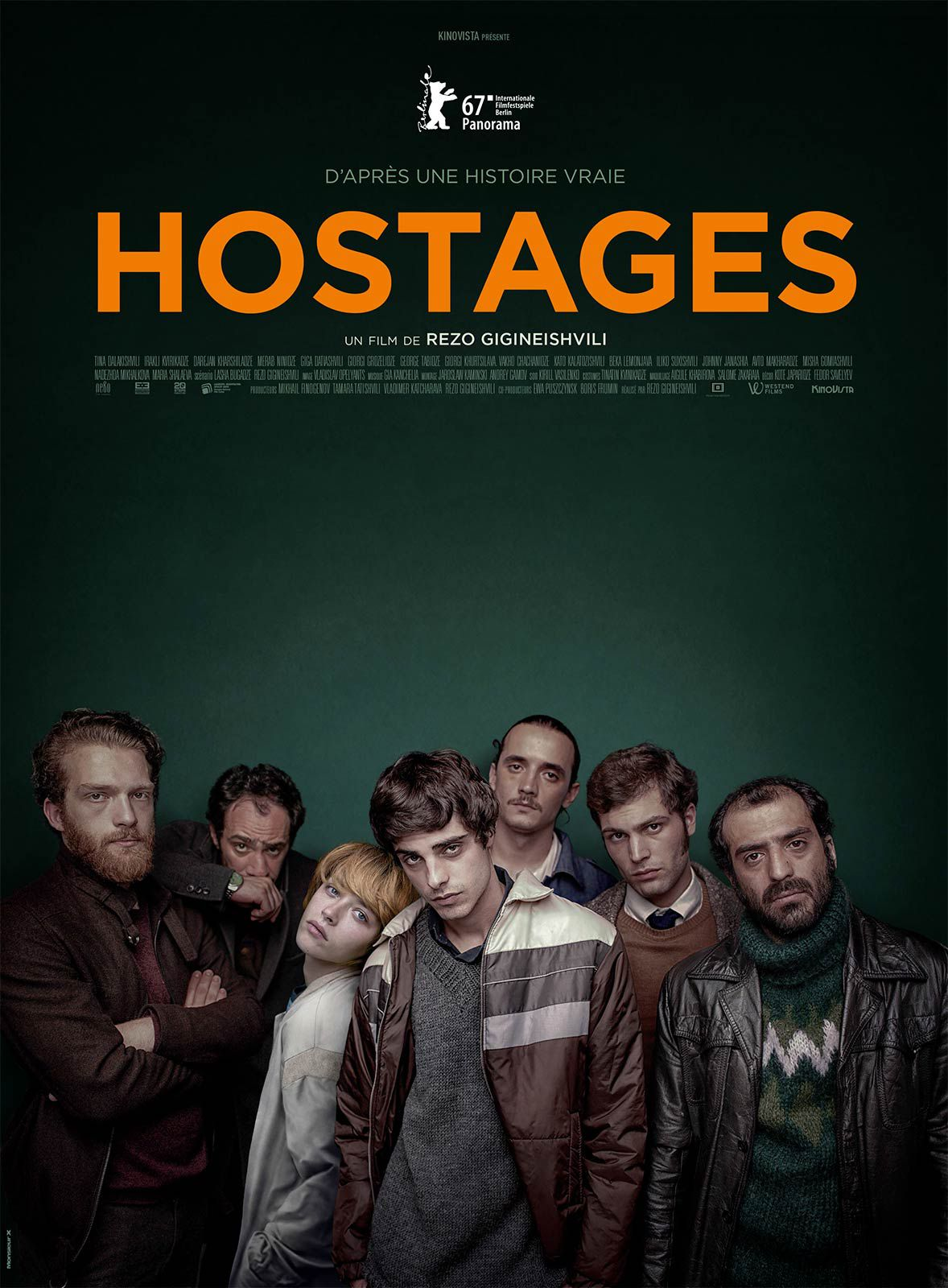 Hostages - Film (2017)